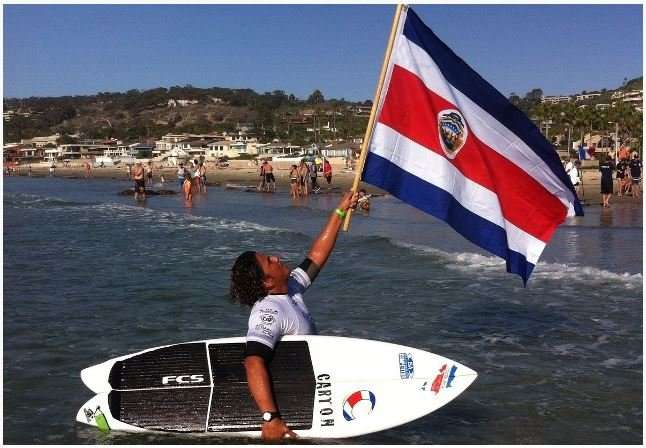 INTEGRATED SURF CIRCUIT GOES TO SANTA TERESA FOR THE FIRST TIME