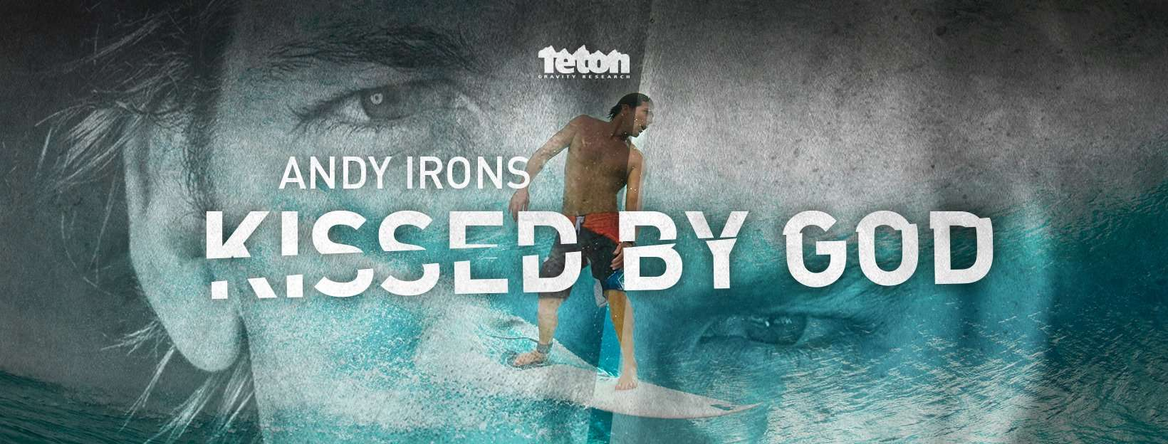 ANDY IRONS KISSED BY GOD PREMIER!!!!