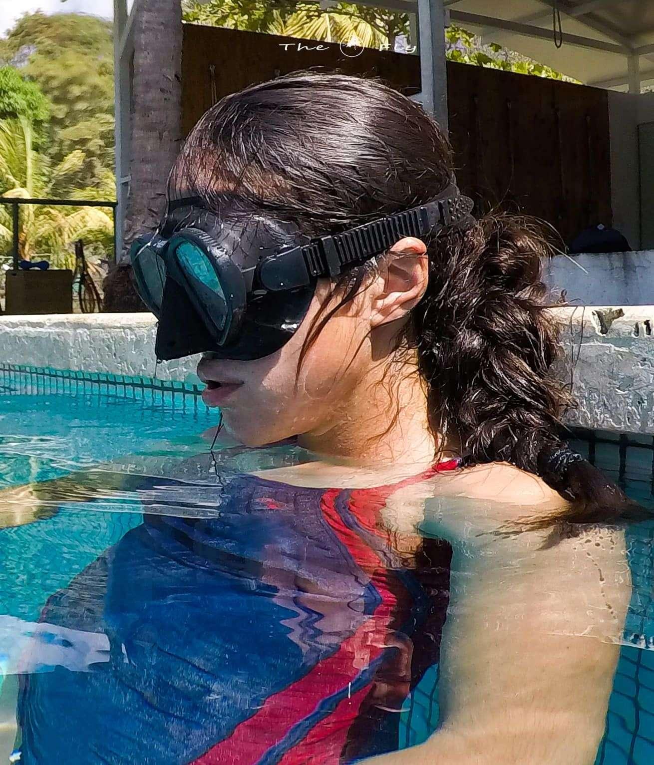 freediving course in costa rica