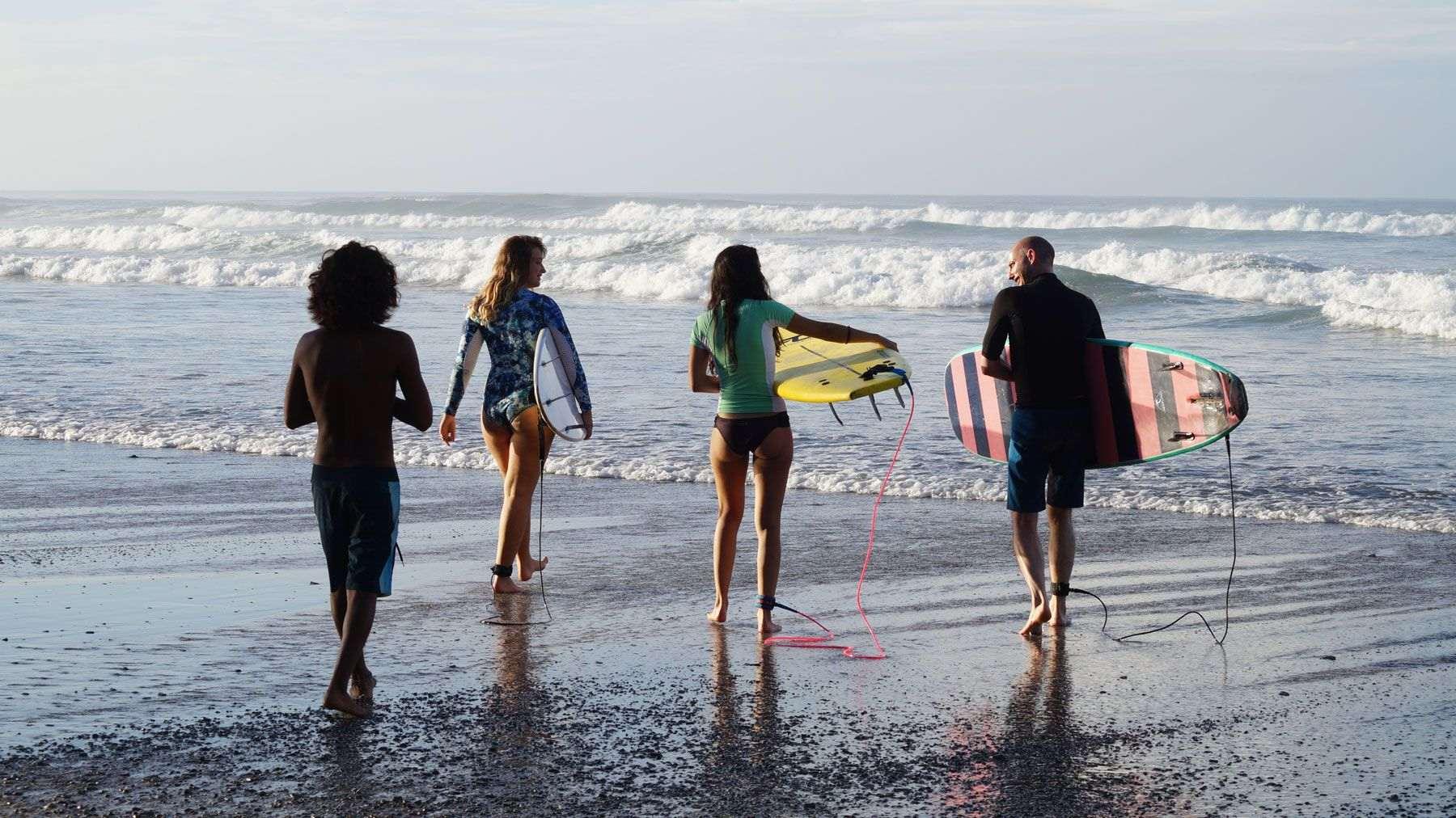 ¿Cómo elegir el mejor Surf Camp in Costa Rica?