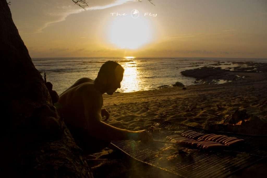 beach santa teresa costa rica