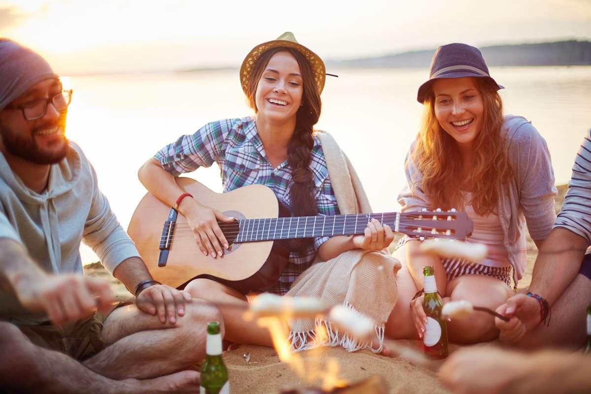 Música y playa… la combinación perfecta