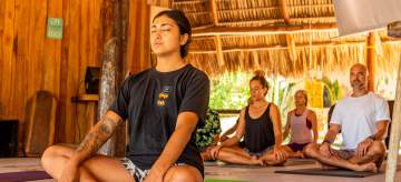 Breathing Class in Costa Rica